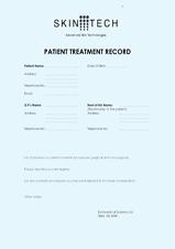 facial consent form