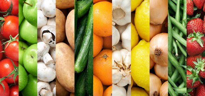 Anti-ageing Fruit & Veg